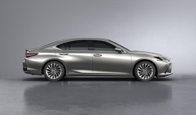 لكزس ES 350 Elite CC الجديدة 2020 | سيارات سيدتي