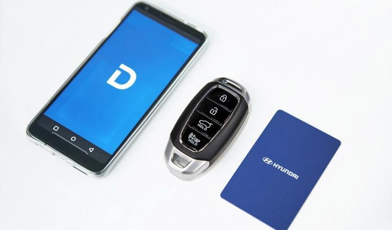 هاتف سيارة هونداي سوناتا 2020