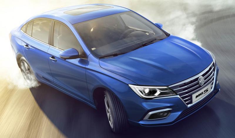مواصفات وأسعار سيارة Mg5 الجديدة 2020 سيارات سيدتي