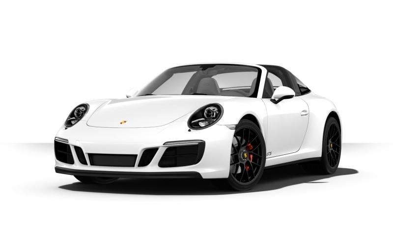 بورش 911 Targa 4 GTS الجديدة 2020