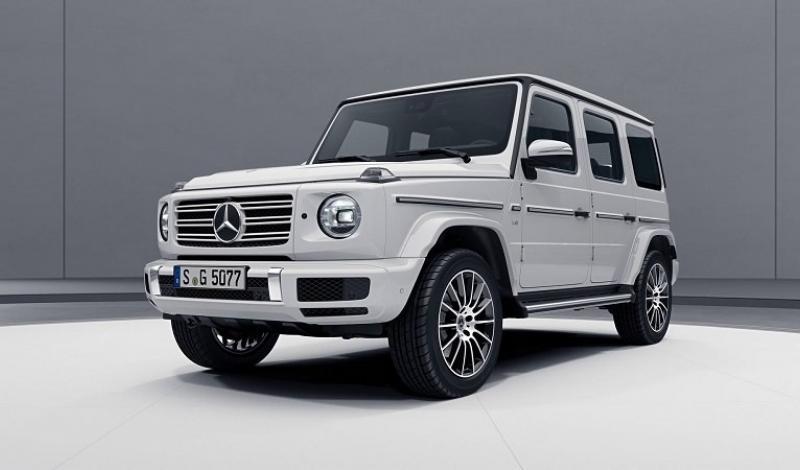 سعر ومواصفات مرسيدس G Class 2020 في السعودية سيارات سيدتي