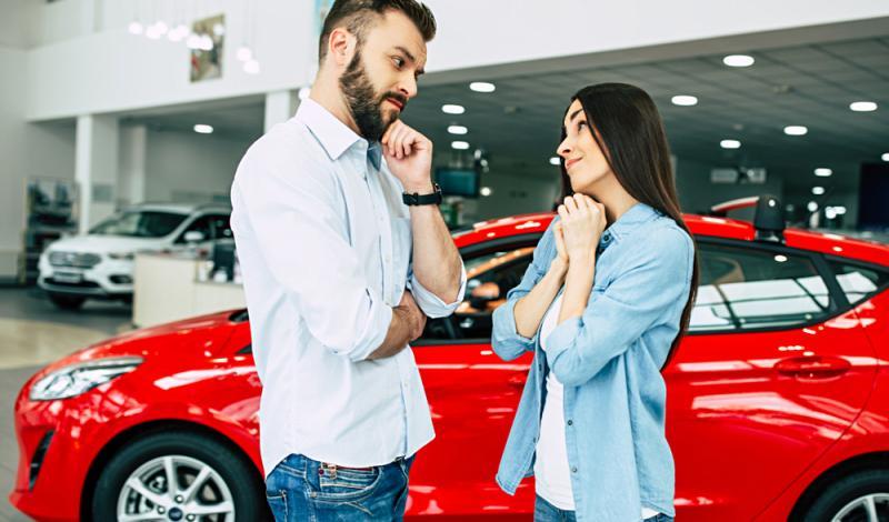 مقاييس اختيار النّساء لسيّاراتهنّ عند عمليّة الشّراء