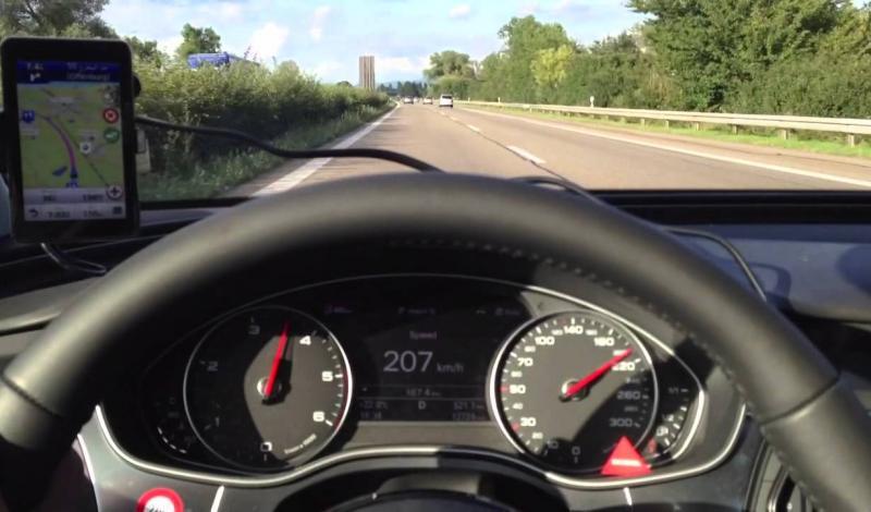 تعدى السرعة المسمو بها بـ45 كيلومتراً بالساعة